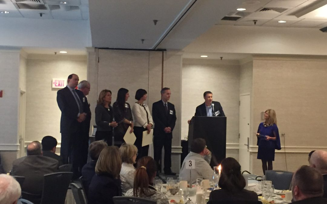 Columbia Tech Receives Innovation Award from Westborough Economic Development Committee